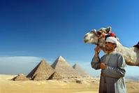 Piramide van Gizeh Egypte