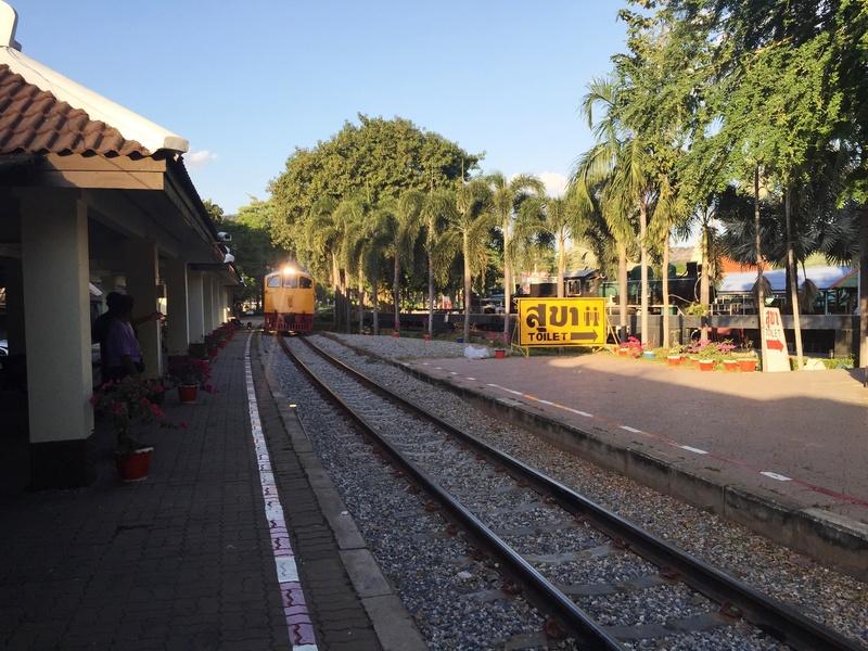 Kanchanaburi trein