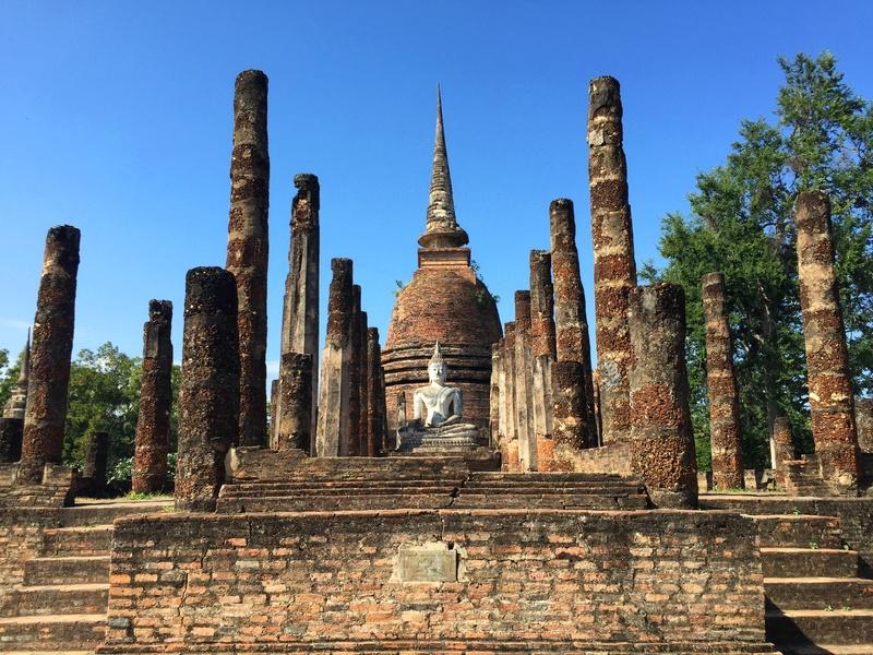 Sukhothai tempel