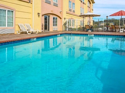 Verendigde staten hotel accommodatie Zwembad Djoser
