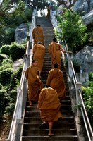 Tibet monniken Djoser