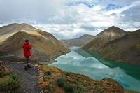 Tibet landschap Djoser