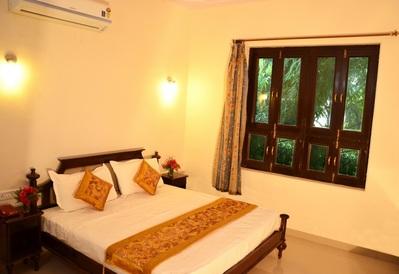 Kamer Ankur Resort Ranthambore NP India Djoser