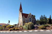 Lutherse kerk Windhoek Namibië Djoser