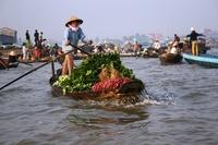 Can Tho markt Vietnam Djoser