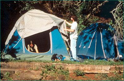 Zuidafrika botswana namibie victoriawatervallen kampeerreis djoser