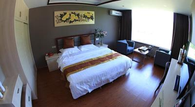 China oost hotel accommodatie overnachting Djoser