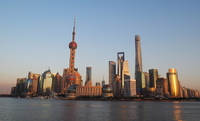 China oost Shanghai rondreis Djoser