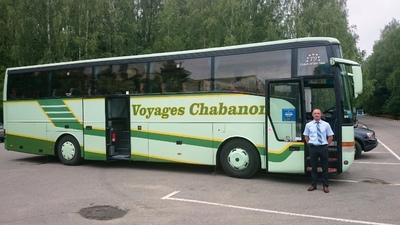 Wit-Rusland Djoser bus vervoersmiddel