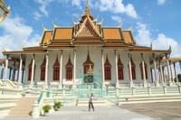 Phnom Phen paleis Cambodja Djoser