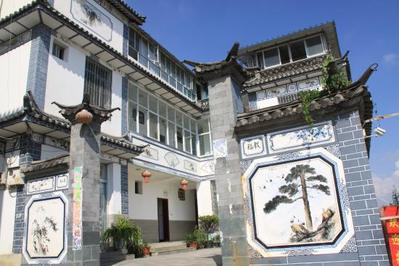 China en tibet hotel accommodatie overnachting Djoser