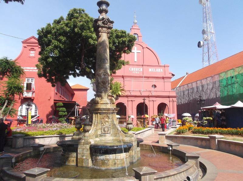 Malakka - Kerk