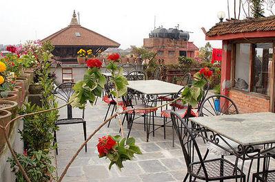 Djoser Nepal Hotel Bhaktapur Golden Gate Guest House