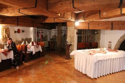 Chisinau Dacia Restaurant Moldavie
