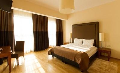 hotel Don Prestige tweepersoonskamer Pozna Polen