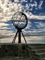 Honnigsvag Noordkaap Noorwegen Djoser
