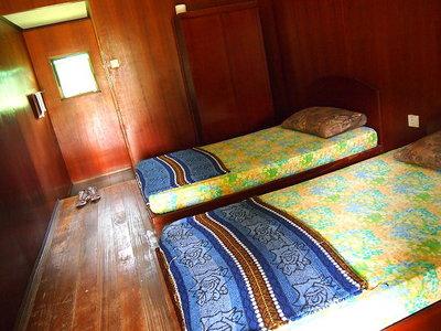 maleisie borneo hotel gunung mulu room Djoser