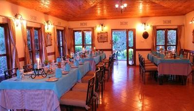 Karatu Kudu Lodge & Camp restaurant Tanzania Djoser