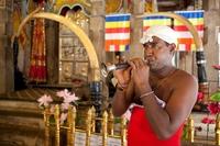 Tempel van de tand Kandy Sri Lanka Djoser