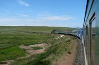 Transsiberië Express trein Rusland Djoser