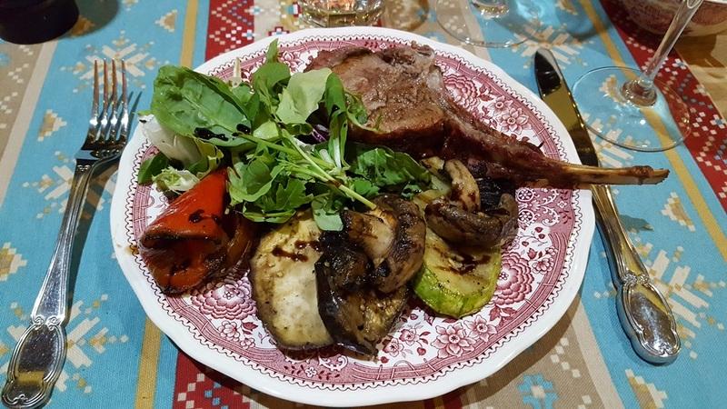 Eten Moldavie