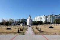 Tiraspol plein Moldavie