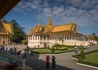 Phnom Penh paleis Cambodja