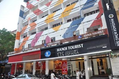 Hotel Thang Long Espana Hotel rondreis Djoser