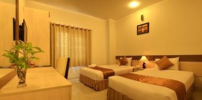 Vietnam en Cambodja hotel accommodatie overnachting rondreis Djoser