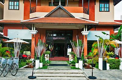 Claremont Angkor Boutique Hotel rondreis Djoser vietnam en cambodja