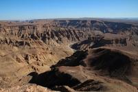 Namibië Fish River Canyon