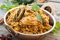 Chicken Biryani india