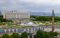 Almaty Kazachstan Djoser