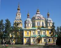 Almaty kerk Kazachstand
