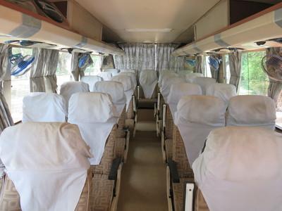 Nepal bus vervoer Djoser
