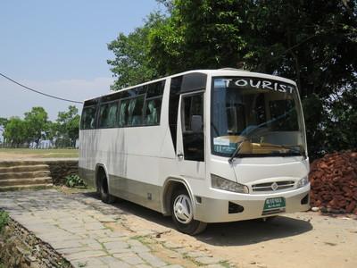 Nepal vervoer bus djoser