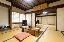 Shojoshin-in kamer Koyasan Japan