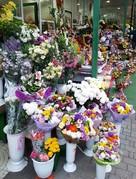Moldavie Chisinau bloemenwinkel