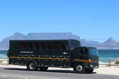 Truck Afrika vervoer
