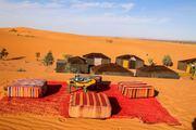 Marokko tentenkamp bedoeienentent