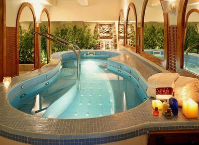 Hotel Castelar Zwembad Buenos Aires