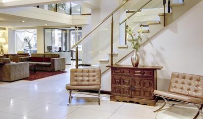 Hotel Crans Montana lobby Argentinie
