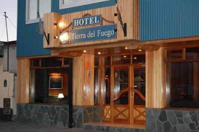 Hotel Tierra del Fuego entree Ushuaia Argentinie