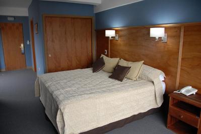 Hotel Tierra del Fuego kamer Ushuaia Argentinie
