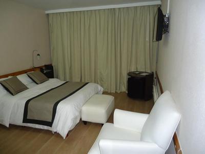 Rayentray hotel Tehuelche kamer Argentinie