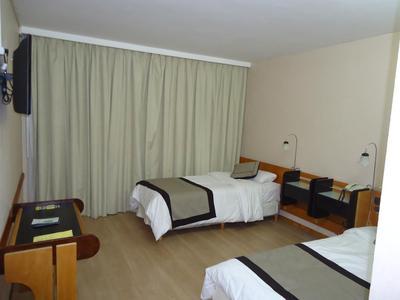 Rayentray hotel Tehuelche twin kamer Argentinie