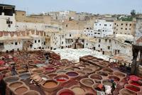 Fes Marokko Leerlooijerij
