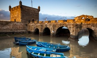 Marokko Essaouira bootjes