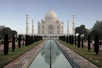 Taj Mahal Agra India Djoser
