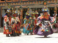 Festival Bhutan Djoser